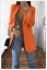 Women-Slim-Casual-Blazer-Jacket-Top-Outwear-Long-Sleeve-Career-Formal-Long-Coat thumbnail 19