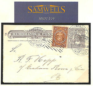 MS1359 1913 CHILE POSTAL STATIONERY Uprated Lettercard Valparaiso BEAUTIFUL - <span itemprop=availableAtOrFrom>GB, United Kingdom</span> - Returns accepted Most purchases from business sellers are protected by the Consumer Contract Regulations 2013 which give you the right to cancel the purchase within 14 days after the day you r - GB, United Kingdom
