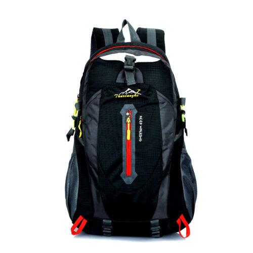 30L Waterproof Backpack Rucksack Hiking Camping Travel School Bag Outdoor Pack