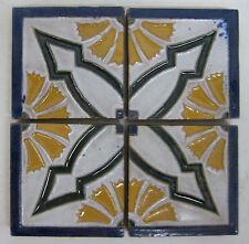 Solon & Schemmel California Vintage 4-Tile Set