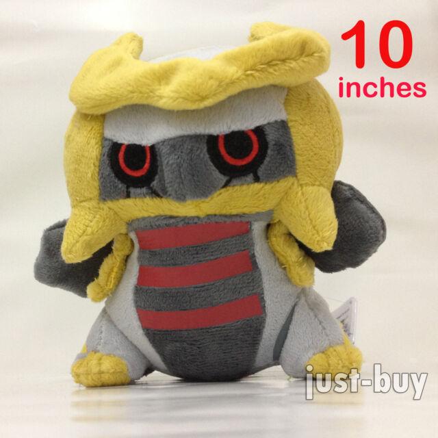 "Pokemon Giratina #487 Plush Soft Toy Stuffed Animal Doll Teddy 10""/25cm VERY BIG"