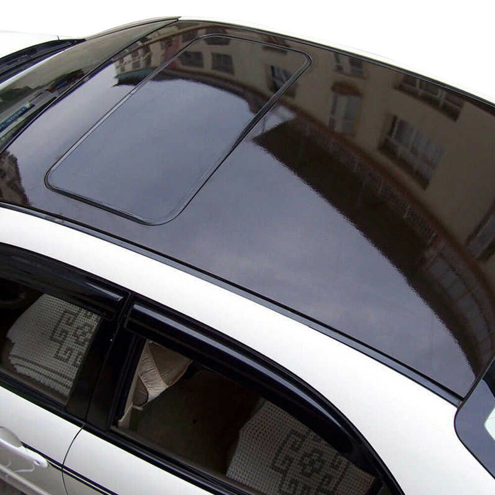 Car Roof Bonnet High Gloss Finish Roof Car Vinyl Wrap Glossy Air Bubble Free Ebay