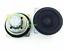 "2pcs 2/""inch 53mm 6Ω 15W full-range Speaker Loudspeaker 6ohm Home Audio Parts"