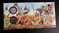 LEWIS & CLARK 2004 P 2004 D Peace Medal Nickels SEALED SET w/ FDC from US MINT