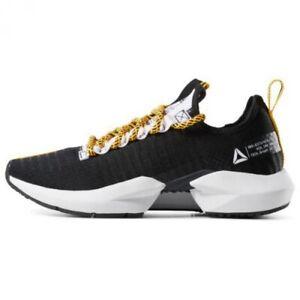 reebok sole fury se dv6919 men's casual shoes black  ebay