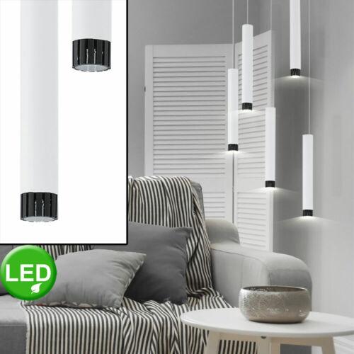 LED Hänge Leuchte Arbeits Zimmer Pendel Beleuchtung Decken Strahler rund weiß