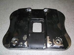 harley davidson 17581 95 413 rocker box cover chipped paint free rh ebay com harley davidson battery box cover Custom Harley-Davidson Motorcycles