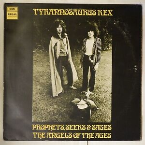 Tyrannosaurus-Rex-Prophets-Seers-and-sages-The-Angles-of-the-Ages-Rare-NM-LP