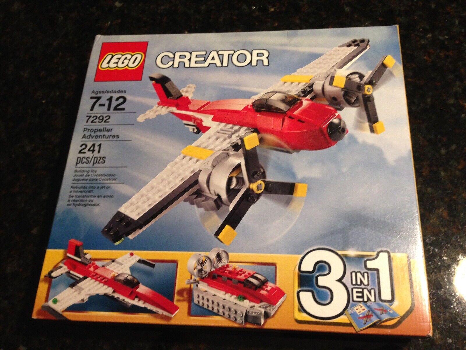 LEGO Creator Propeller Adventures 7292 7292 7292 82334b