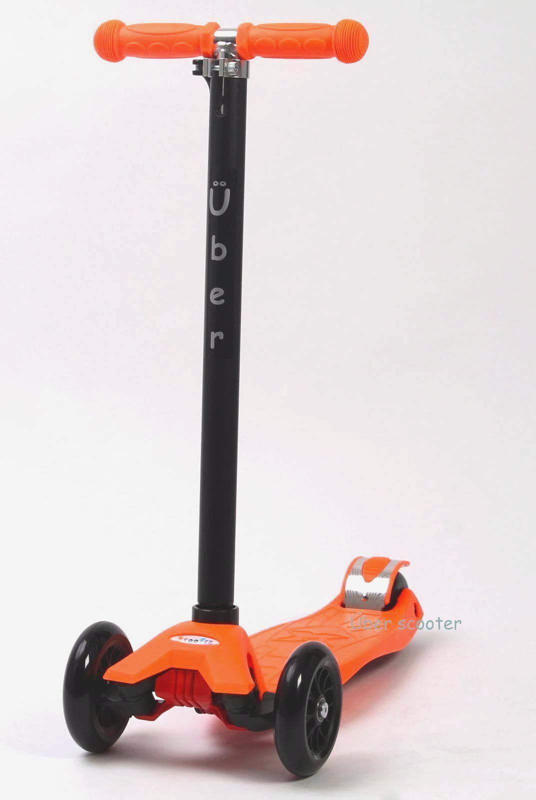 Maxi Scooter by Uber Scooter (Maxi micro style) Orange New, New, New, Boxed Tilt n Turn 6eb87b