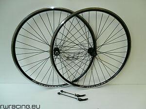 Coppia-ruote-citybike-trekking-Komet-da-28-034-700-v-brake-a-cassetta-new