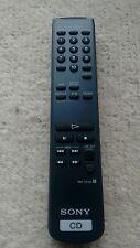 SONY CD RM-DX50 DX 50 Fernbedienung Remote Control CDP-XA ES Neu Original