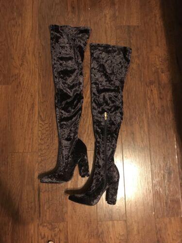 Thigh High Boots 7.5