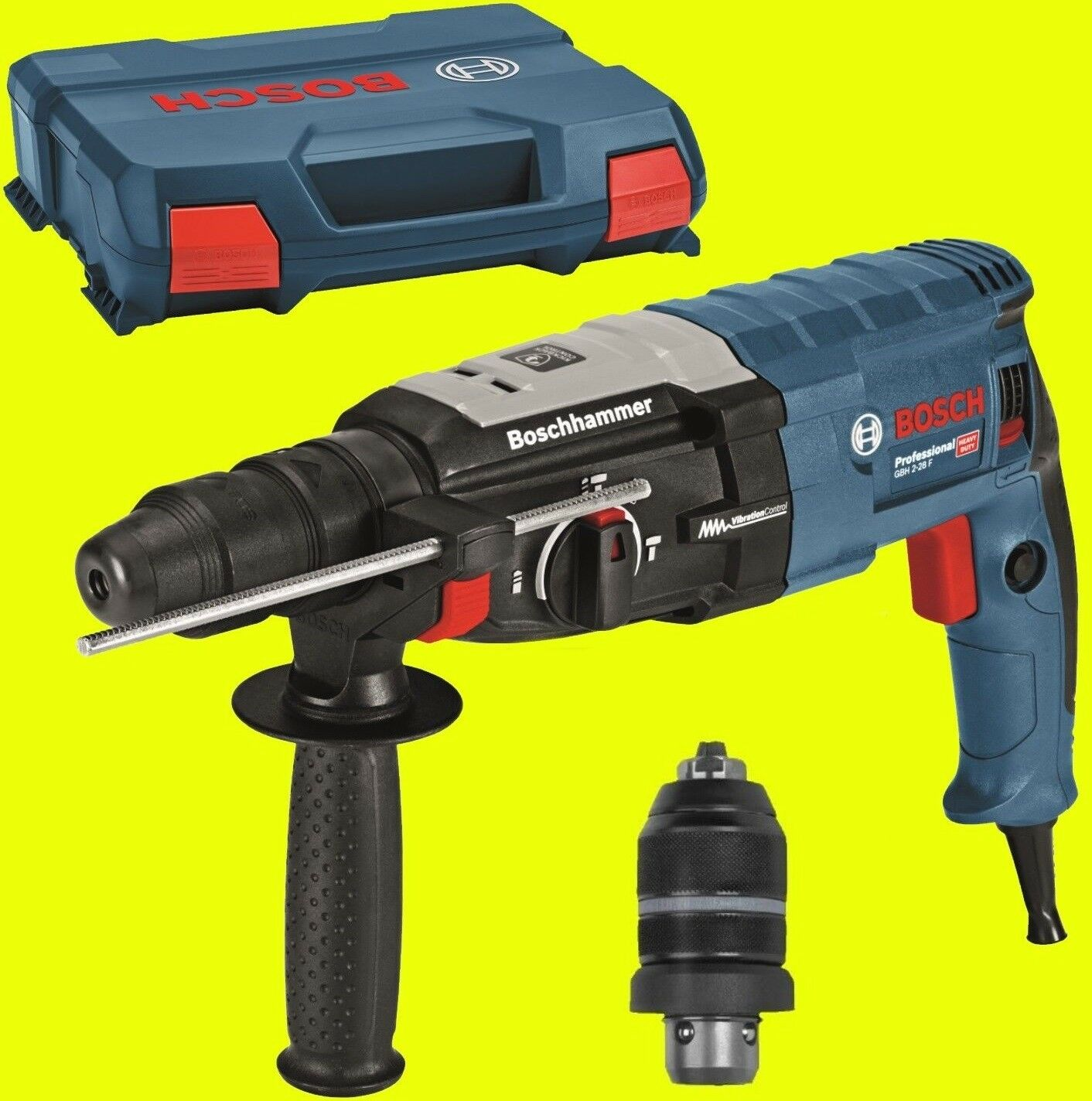 BOSCH Bohrhammer GBH 2-28 F + L-Case