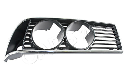 Genuine BMW E24 Coupe Headlight Front Lamp Grille Right OEM 51131839858