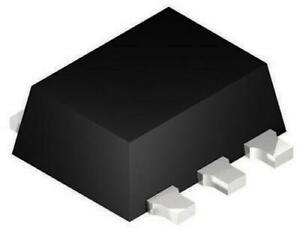 20-x-NXP-PMDT290UNE-Dual-N-Channel-MOSFET-800mA-20V-6-Pin-SOT-666-Nexperia