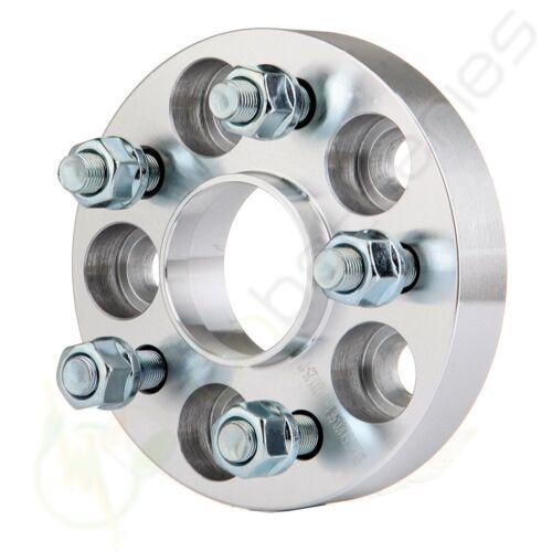 "4Pcs 1/"" 5x100 12x1.5 Studs Wheel Spacers Fits 2001-2010 Chrysler PT Cruiser"