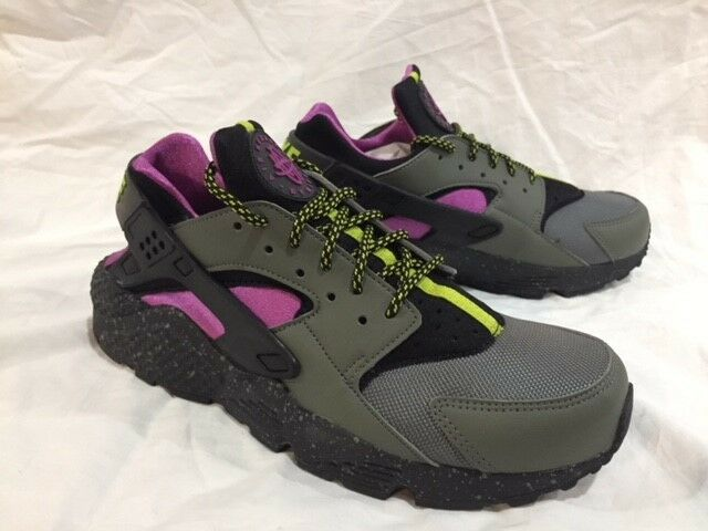 Nike air huarache correre supremo dell'uva?ah9710-002?no bx top