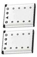 2 Klic-7006 Batteries For Kodak M22 M23 M522 M530 M531 M532 M550 M552 M575 M580