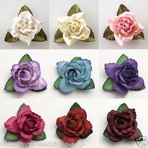 Large-50mm-Roses-Mulberry-Paper-Flowers-Wedding-Headband-Decoration-Craft