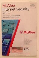 McAfee Internet Security 2012 - 3-USER