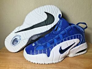 27ed830ac427 Nike Air Max Penny 1 Pinstripe Royal Blue White Basketball Shoes SZ ...