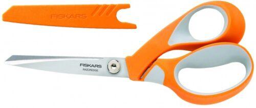 Fiskars RAZOREDGE Softgrip Scissors 21cm