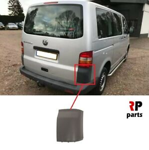 FOR-VW-TRANSPORTER-T5-03-09-NEW-REAR-BUMPER-PLASTIC-MOLDING-TRIM-RIGHT-O-S