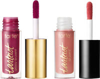 Sold Out Limited Edition Tarte Tarteist Lip Wardrobe Duo Lip Gloss + Lip Paint