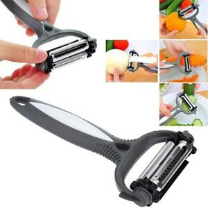 Stainless-Steel-Potato-Peeler-Carrot-Grater-Julienne-Fruit-Vegetable-Cutter-Tool