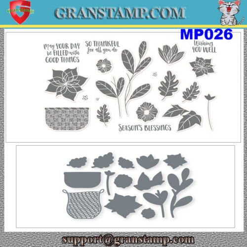 DISCOUNT 8/%-2021 Heart and Flower Metal Cutting Dies and Stamps for Scrapbooking