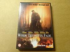 DVD / WHEN TRUMPETS FADE ( RON ELDARD, FRANK WHALEY, MARTIN DONOVAN... )