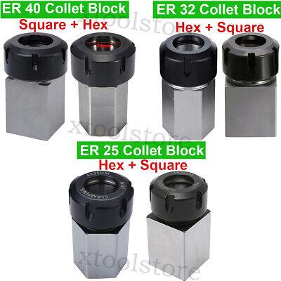SK30 DIN2080 Spannzangenfutter ISO30 Spannzangenaufnahme ER25 ER32 ER40