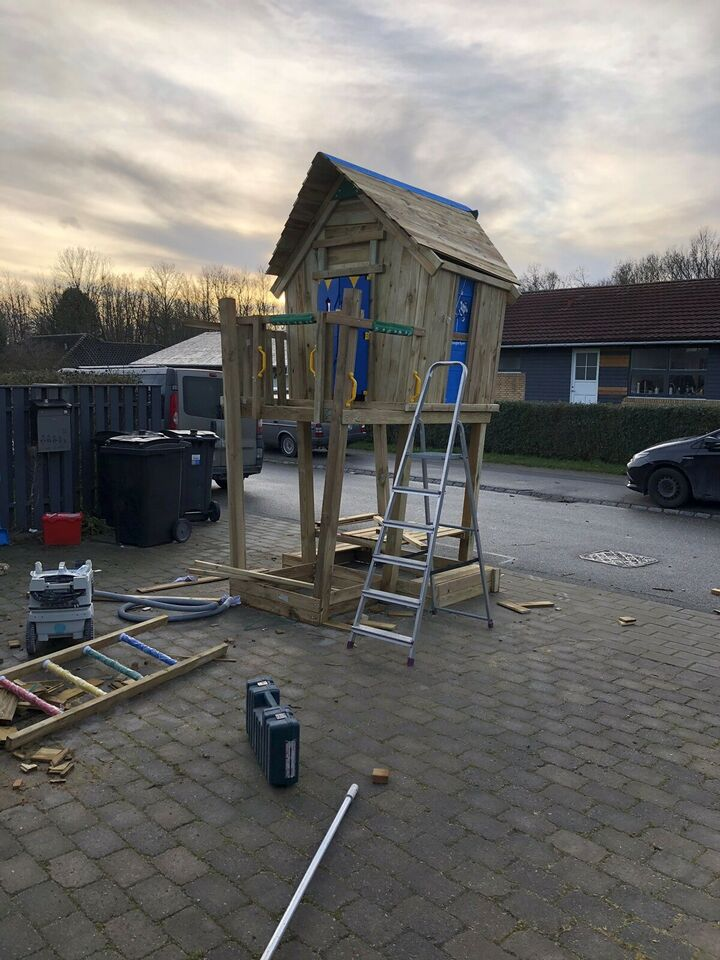 Builders from Poland, København, Bygge og anlæg