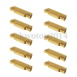 10Pcs-MGMN300-Golden-Carbide-Inserts-for-For-Lathe-Cut-Off-Grooving-Tool-Holder