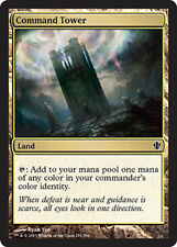 4X Command Tower - NM - Commander 2013 MTG Magic Cards Land Common