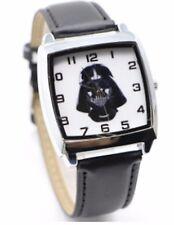 item 4 Star Wars Darth Vader Leather Strap Wristwatch Black Wrist Watch  Square Kids Men -Star Wars Darth Vader Leather Strap Wristwatch Black Wrist  Watch ... 63b680c042f