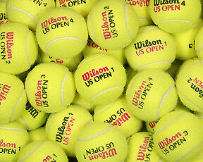 200 Used Tennis Balls - FREE SHIPPING - Today - Support our Non-profit!