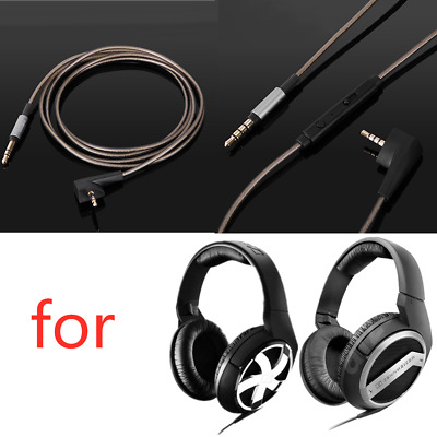 For Sennheiser Repairing HD438 HD439 HD451 HD461G//i HD471i Headphone Audio Cable