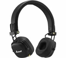 MARSHALL Major III Wireless Bluetooth Headphones - Black - Currys
