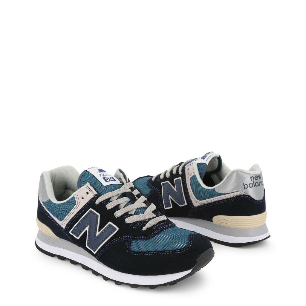 various colors 826af 8bb3b New Balance 574 ML574ESS Running Suede Sneakers Trainers ...