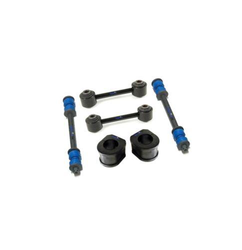 6 New Pc Suspension Kit for Escalade Blazer Tahoe Yukon Front /& Rear Sway Bar