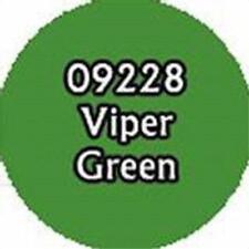 Master Series Paint Viper Green Miniature Paint by Reaper Miniatures RPR 09228