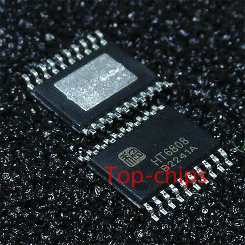 Encapsulación 5PCS HT6808 TSSOP 20 Nuevo