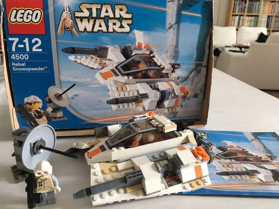 Lego Star Wars, 4475, 4500