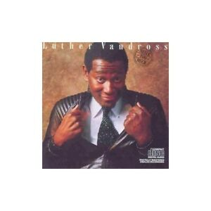 Luther Vandross - Never Too Much - Luther Vandross CD 9QVG The Fast Free
