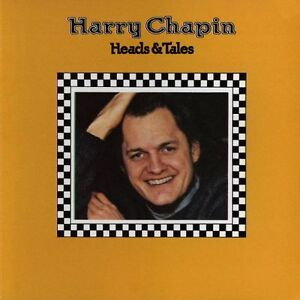 NEW-CD-Album-Harry-Chapin-Heads-amp-Tails-Mini-LP-Style-card-Case