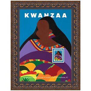 USPS-New-Kwanzaa-Framed-Art