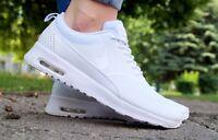 Neu Schuhe NIKE AIR MAX THEA WMNS CLASSIC Damen Sneaker Weiss Sale  599409101