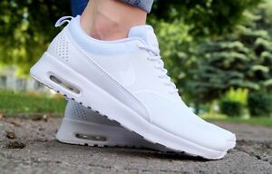 Neu Schuhe NIKE AIR MAX THEA WMNS CLASSIC Damen Sneaker Weiss Sale ...
